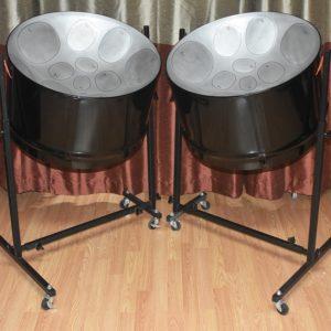 Double Guitar Pans
