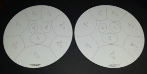 Double Guitar Pan Practice Pad