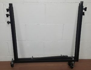 Double Stand - closed position