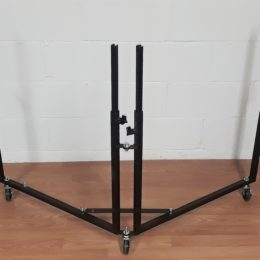 Pantuner Folding Double Stand Front View