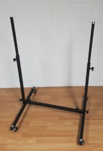 Collapsible Lead Pan Stand