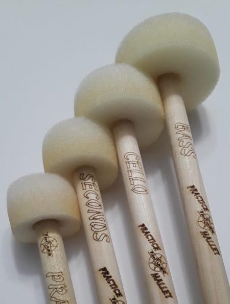 Practice Mallets for Steelpan