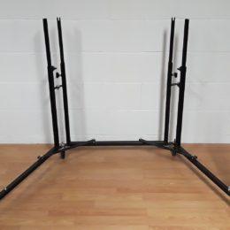 Triple Cello Stand - Open